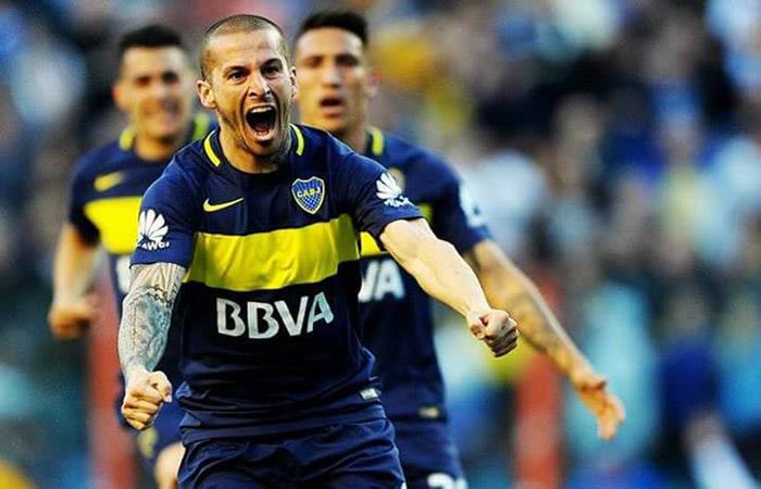 Darío Benedetto tiene 8 goles en la Superliga. (FOTO: Facebook)