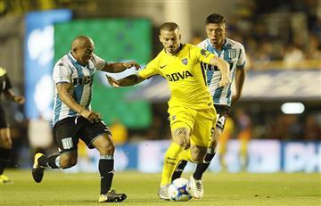 Boca perdió el invicto ante Racing