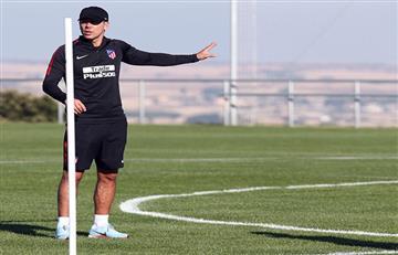 """Simeone: """"Nos enfrentamos al mejor equipo del mundo"""""""