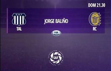 Talleres vs Rosario Central: Hora, canal y árbitro del partido