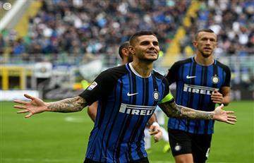 ¡Doblete de Icardi en la victoria del Inter!