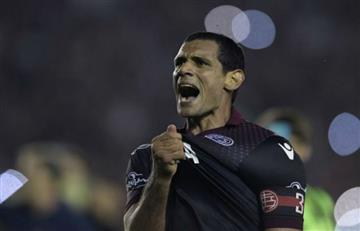 """José Sand: """"Nunca imaginé jugar una final de Libertadores"""""""