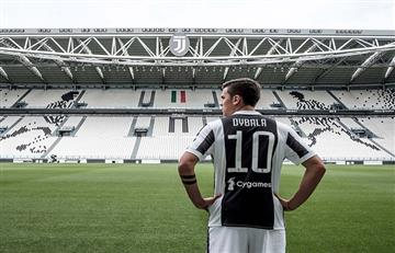 "Dybala: ""No prometo estar en la Juventus toda la vida"""