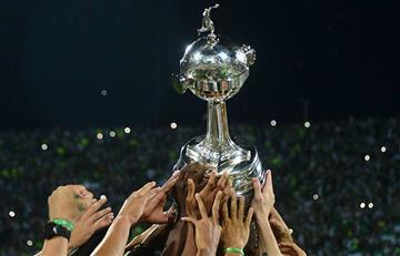Gremio derrotó a Lanús por 1-0 en la primera final de la Libertadores