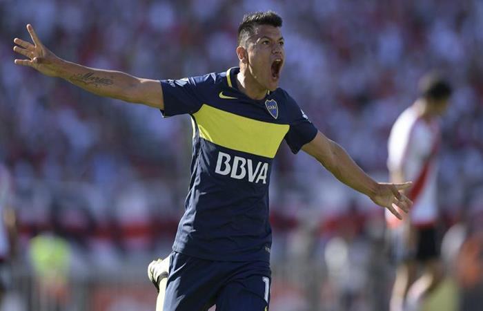 Walter Bou se encargará de los goles Xeneizes. (FOTO: AFP)