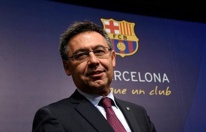 Josep María Bartomeu. (FOTO: AFP)