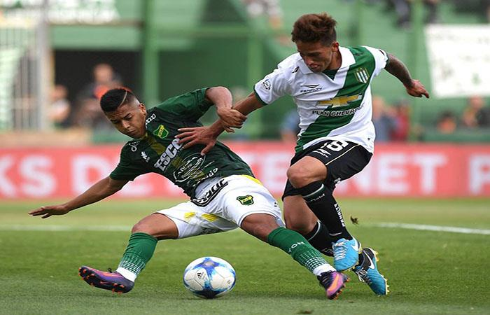 Defensa y Justicia derrotó a Banfield. (FOTO: Facebook Superliga)
