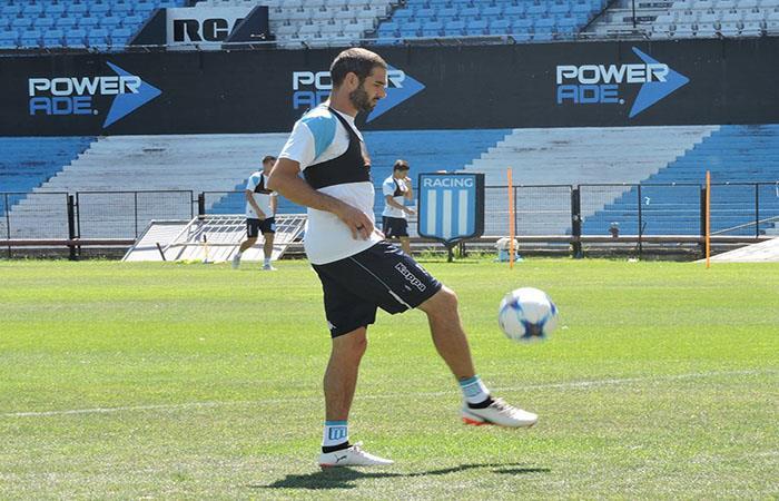 El 'Licha' no llegaría contra Independiente. (FOTO: Facebook Racing)