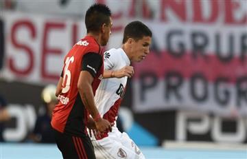 River cayó de local por 3-1 ante Newell'S en la fecha 10 de la Superliga