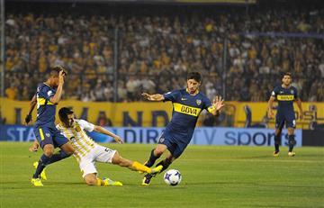 Boca perdió 1-0 ante Rosario Central por la fecha 10 de la Superliga