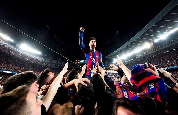 El Barcelona podría perfilarse como el campeón esta tarde. Foto: Facebook