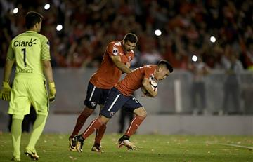Independiente es el primer finalista de la Copa Sudamericana 2017