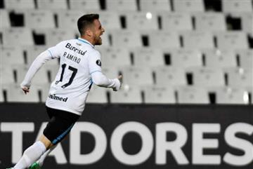 """Ramiro, delantero de Gremio: """"Es el partido de nuestras vidas"""""""
