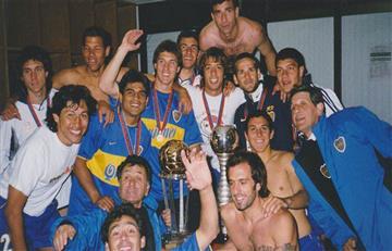 Se cumplen 17 años del Boca campeón mundial