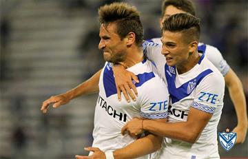 Vélez logró una gran victoria por 3-0 ante Olimpo por la fecha 10 de la Superliga