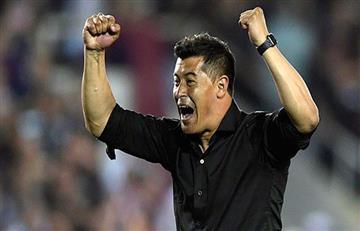 """Jorge Almirón: """"Es el partido más importante de la historia del club"""""""