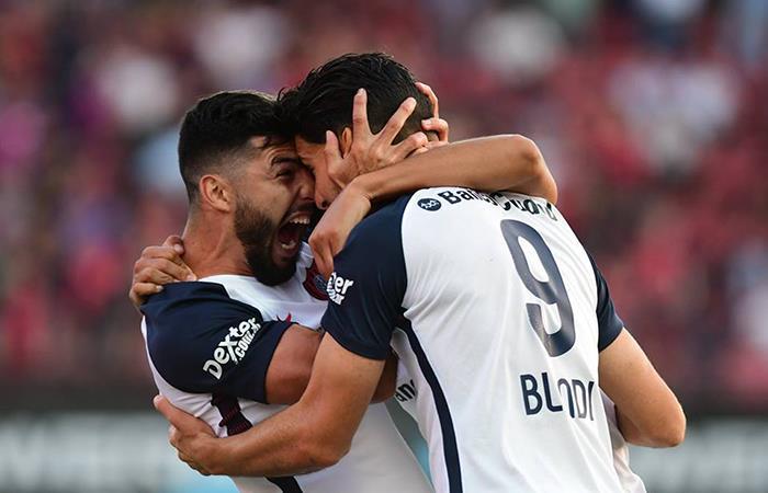 San Lorenzo le ganó 2-0 a Atlético Tucumán por la fecha 12 de la Superliga