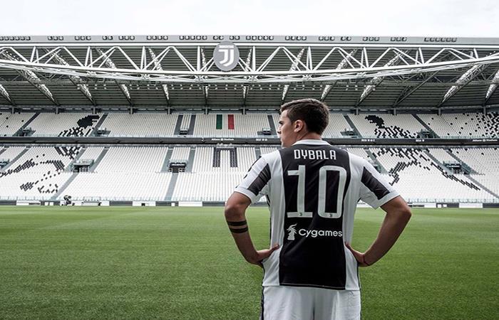 Paulo Dybala podría llegar al Real Madrid. Foto: Facebook