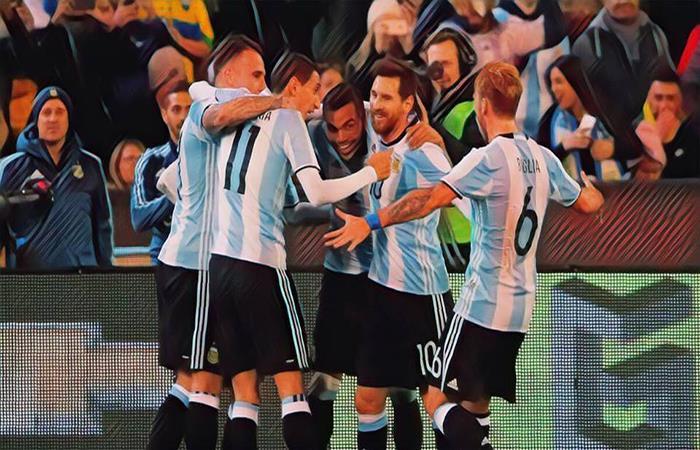 La Selección Argentina ya conoce a sus rivales (Foto: Facebook AFA)