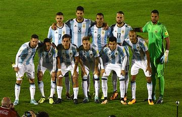 Selección Argentina: Fixture oficial