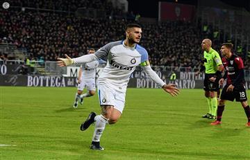 El Inter con Icardi a puertas de la punta de la Serie A