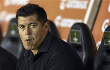 La despedida de Jorge Almirón
