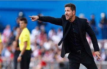 Atlético de Madrid de Diego Simeone es eliminado de la Champions League