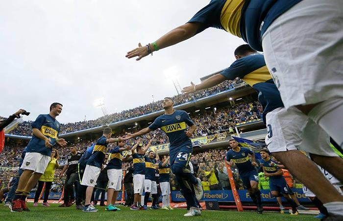 Boca Juniors cumple un año calendario como puntero