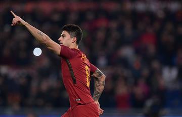 La Roma de Diego Perotti ya está en octavos de la Champions League