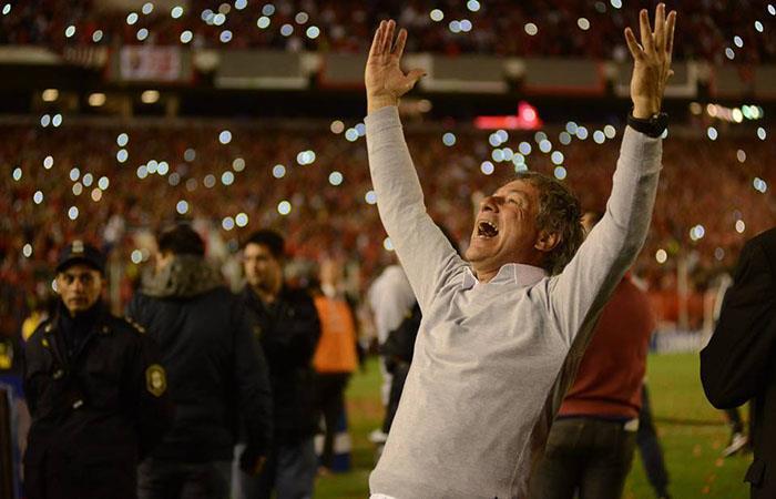 Ariel Holán quiere hacer historia con Independiente. Foto: Facebook