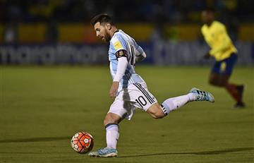 Lionel Messi y Darío Benedetto entre los nominados a los premios Olimpia
