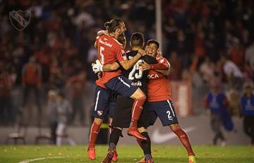 ¡Ya hay 11 confirmado de Independiente para enfrentar a Flamengo!