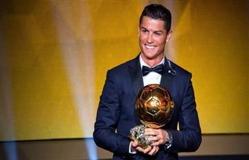 Cristiano Ronaldo consigue su quinto Balón de Oro