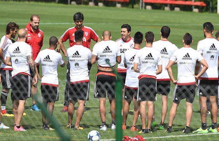 Marcelo Gallardo ya maneja el equipo que jugará la final. (FOTO: Facebook)