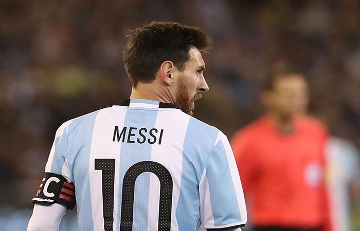 Lionel Messi. (FOTO: Facebook)