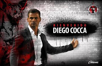 Oficial: Diego Cocca ya es DT del Tijuana de México