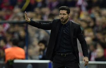 """Simeone: """"Es mentira que no quiero dirigir a la selección"""""""