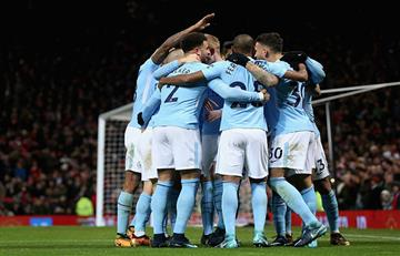 Con gol de Otamendi el City ganó 2-1 al United por la fecha 16 de la Premier League.