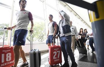 El plantel de Independiente se sometió a la prueba del antidoping