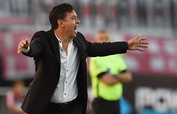 Marcelo Gallardo hace un balance del año de River