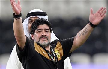 """Maradona: """"Llevo 14 años sin drogas"""""""