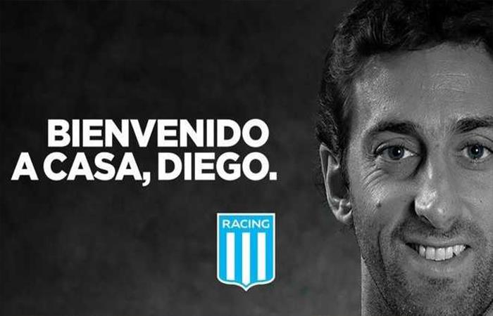 Diego Milito. Foto: Twitter