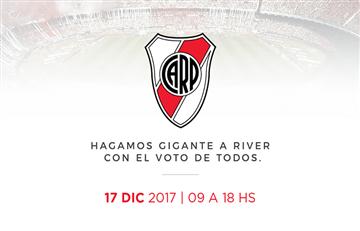 Elecciones River Plate: Ya se iniciaron las votaciones para elegir al nuevo presidente