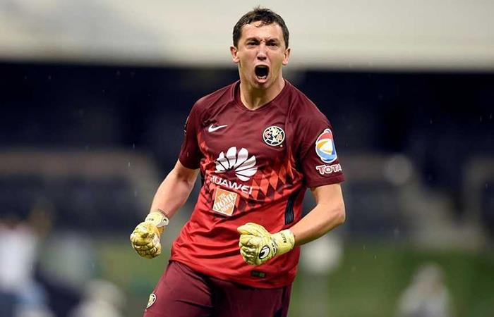 Agustín Marchesín. (FOTO: AFP)