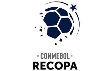 Conmebol confirmófechas y horarios de la Recopa Sudamericana.