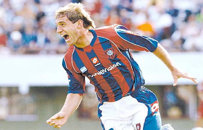 """Pablo Zabaleta: """"Volver a San Lorenzo sería espectacular"""""""