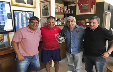 Ariel Holan es de Independiente