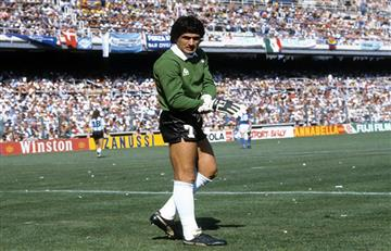 """Maradona: """"Fillol fue el mejor arquero que vi en mi vida"""""""