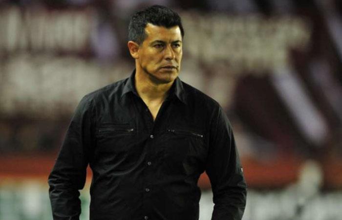 Jorge Almirón. (FOTO: Twitter Atlético Nacional)