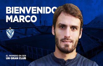 Marco Torsiglieri vuelve a Vélez